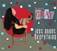 Just About Everything CD cover